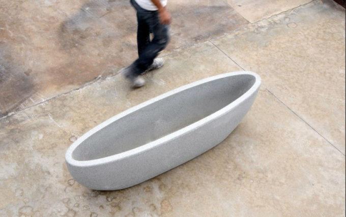 donica betonowa Nau