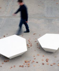 ławka betonowa Cristal