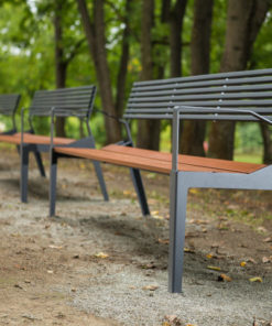 ławka parkowa BERGA