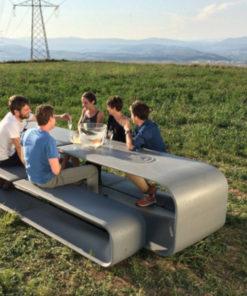 stolik parkowy GRASSHOPPER