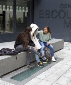 ławka betonowa Socrates