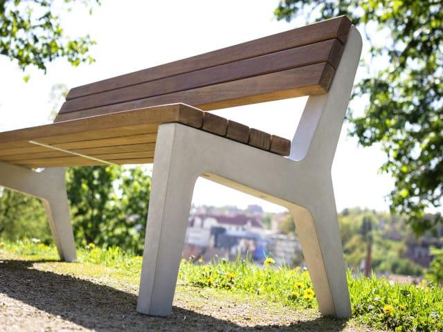 ławka parkowa Betla