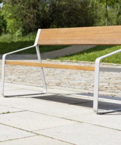 ławka parkowa DINA
