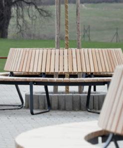 ławka parkowa Inoa