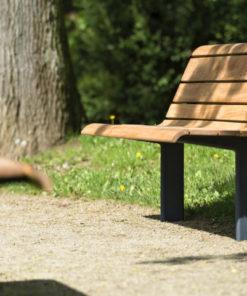 ławka parkowa NISHA