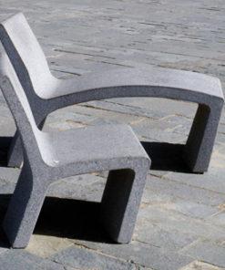 krzesło betonowe SILLARGA / SICURTA