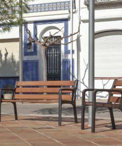 ławka parkowa MONTSENY