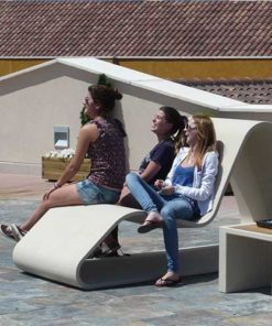 leżak betonowy RIO