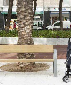 ławka parkowa NOMO