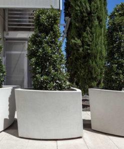 donice betonowe BILBAO