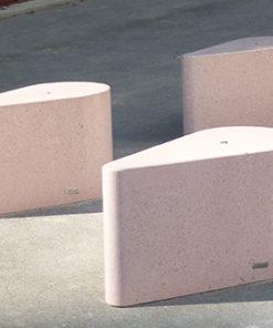 betonowy słupek parkingowy GOUTTE