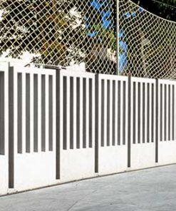 ogrodzenie betonowe COMO