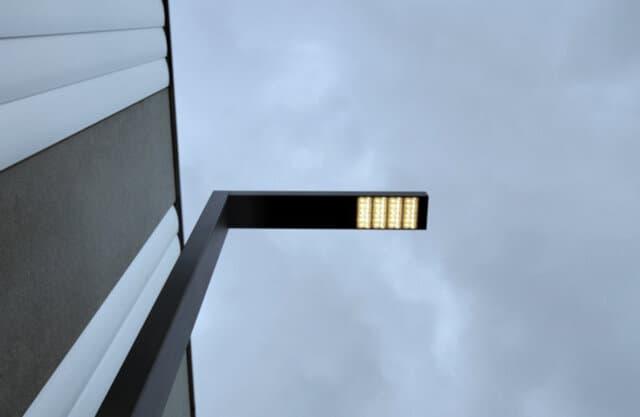 lampa uliczna BALI