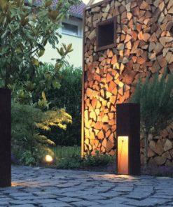 oświetlenie ogrodowe LUMINI