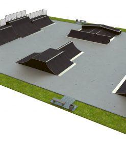 Skatepark - zestaw B185