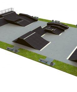 Skatepark - zestaw B205