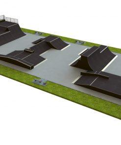 Skatepark - zestaw B230