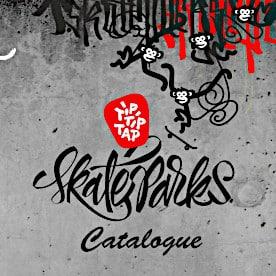 Skatepark - katalog 2020