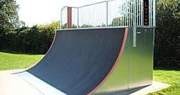 stalowe skateparki