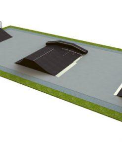 Skatepark - projekt B125