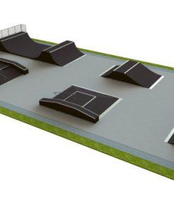 Skatepark - zestaw B180
