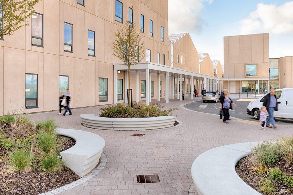 Szpital ogrodowy wDumfries