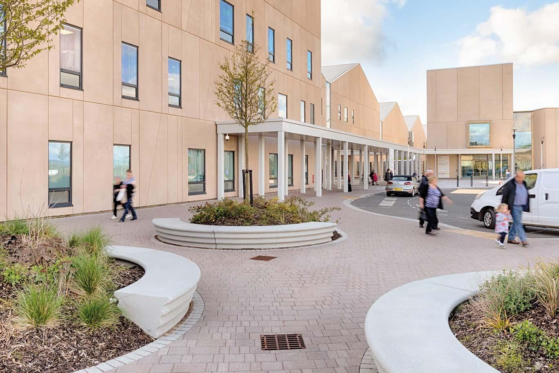 Szpital ogrodowy w Dumfries