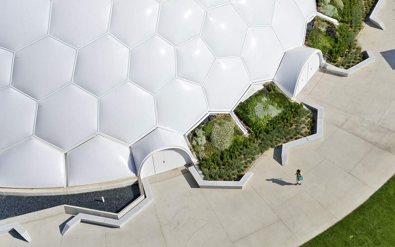 Millennium Dome - Hiszpania