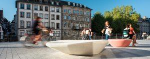 Strasburg - centrum miasta