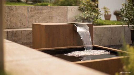 fontanna ogrodowa AQUA BLOCK