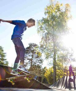 Skateparki