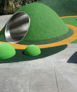 tunele na plac zabaw
