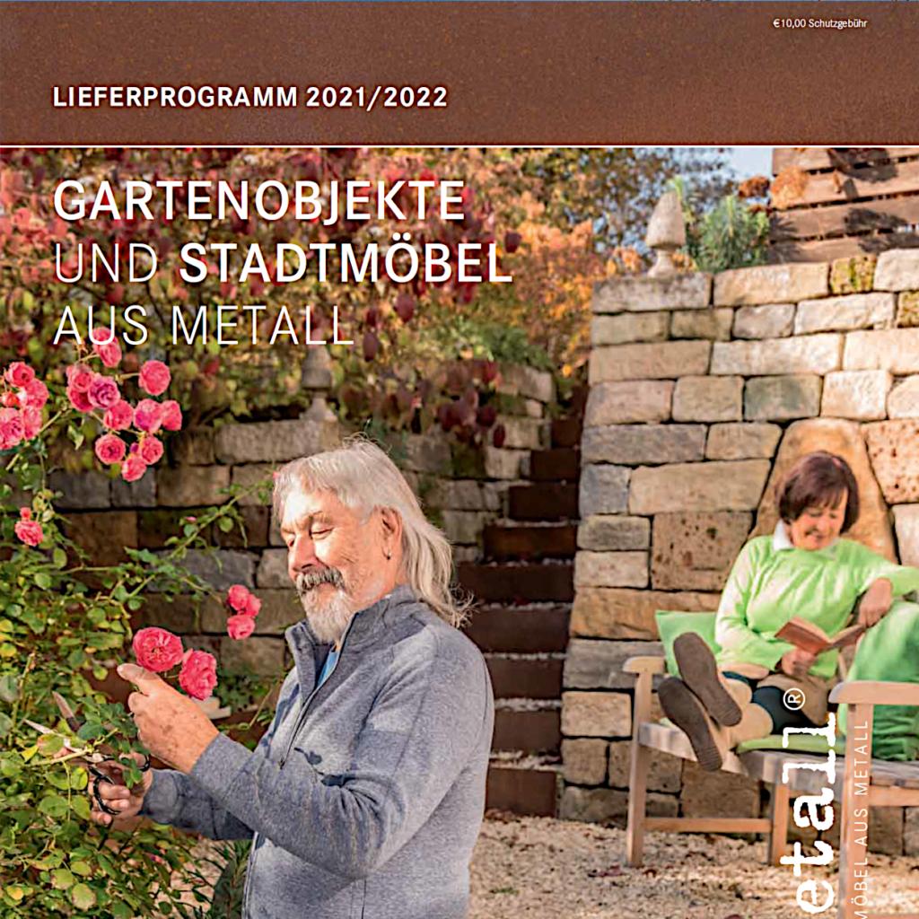 katalog GARTENMETALL