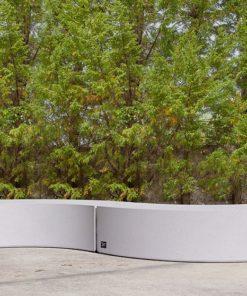 ławka betonowa ROUND B