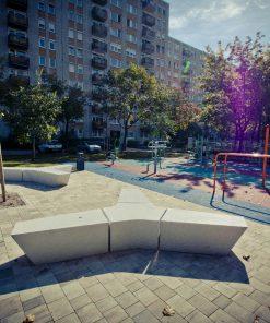 ławka betonowa VPI_CROMA_011
