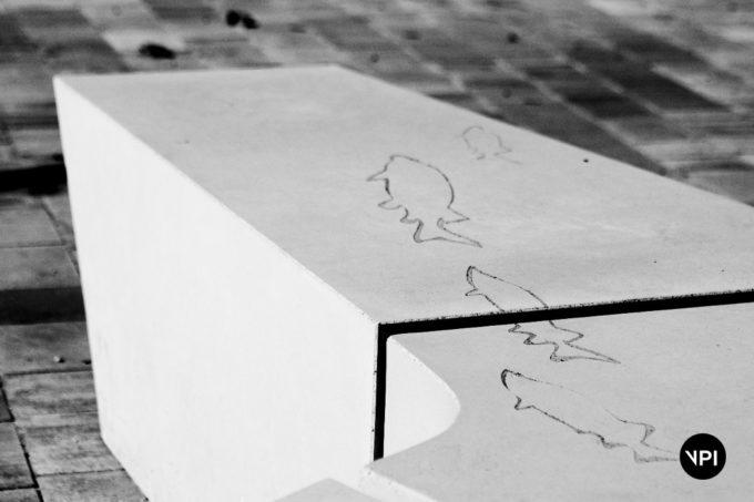 ławka betonowa VPI_CROMA_009