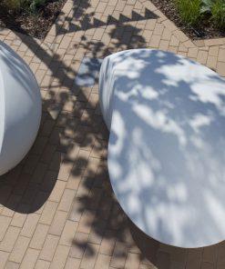 ławka w kształcie kamienia VPI_KAVICS