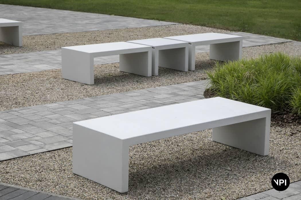 ławka betonowa LINER 6
