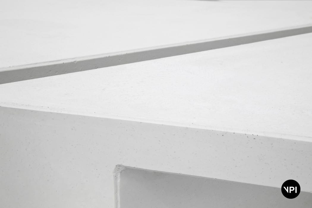ławka betonowa Zigza 2