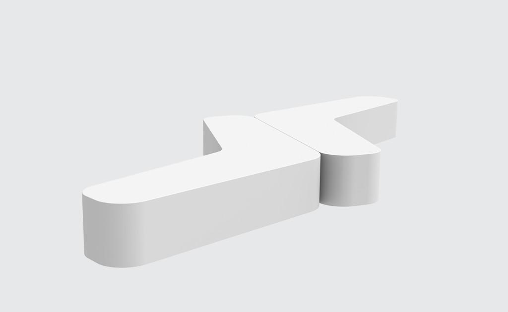 ławka z betonu boomerang_b_r2