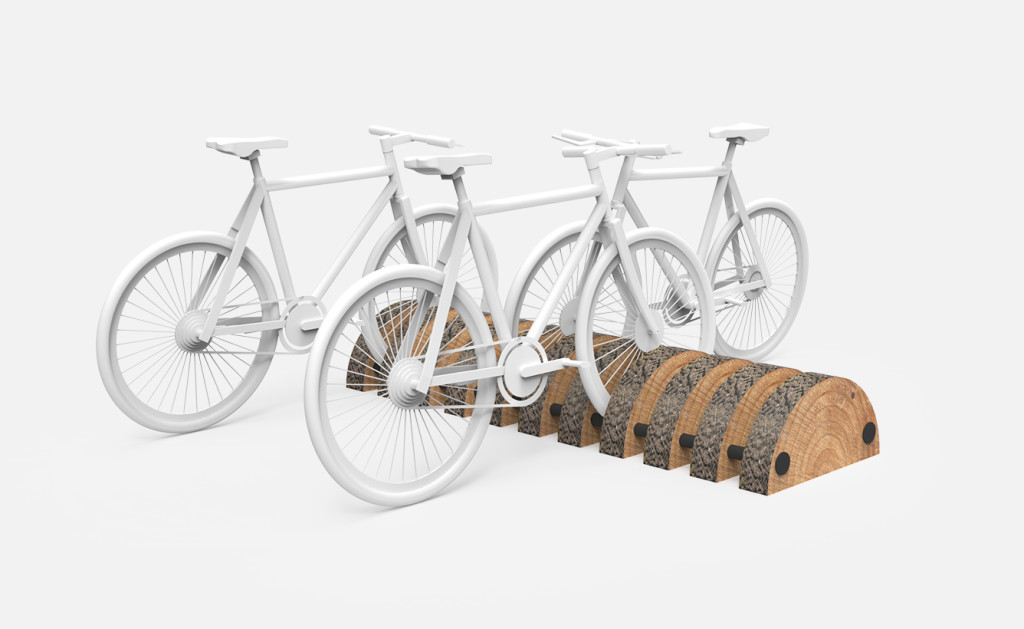 stojak rowerowy bussaco_e_