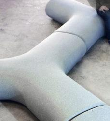 ławka betonowa Cinnamon