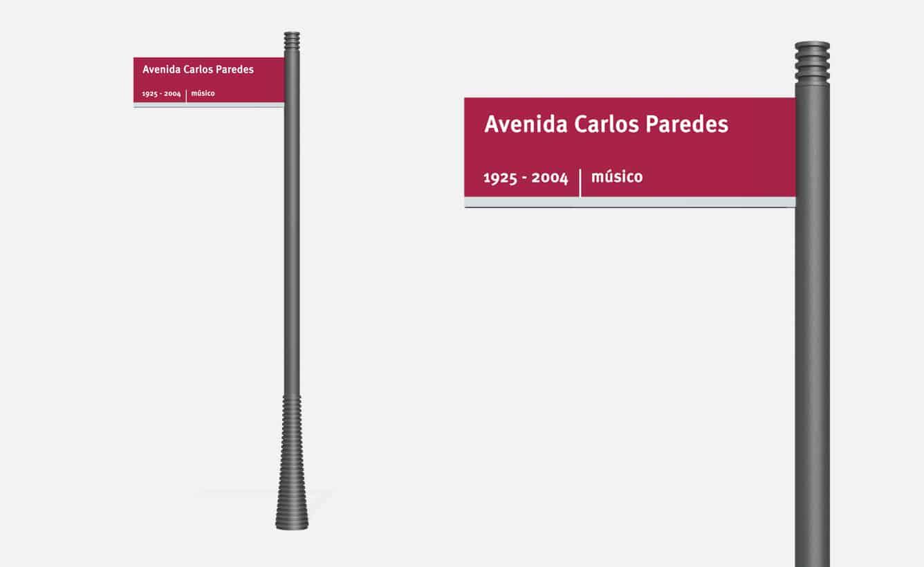 System informacji miejskiej Comendador 1