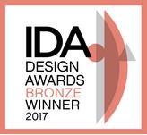 ławka z nagrodą idg design award
