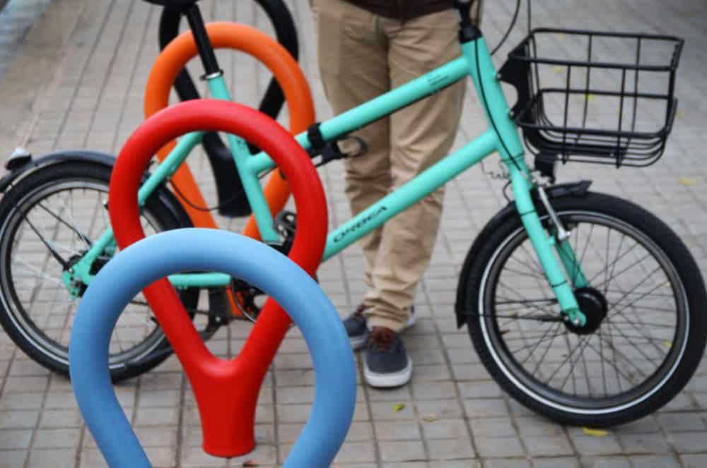 stojak rowerowy loclock