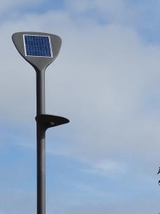 latarnia uliczna Solar