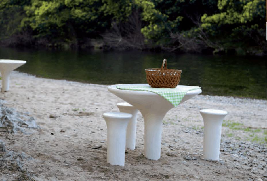 stoły piknikowe Archgoods