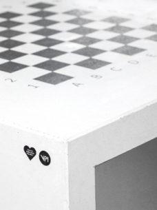 parkowy stolik szachowy Chess