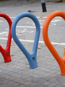 stojak rowerowy oclock1